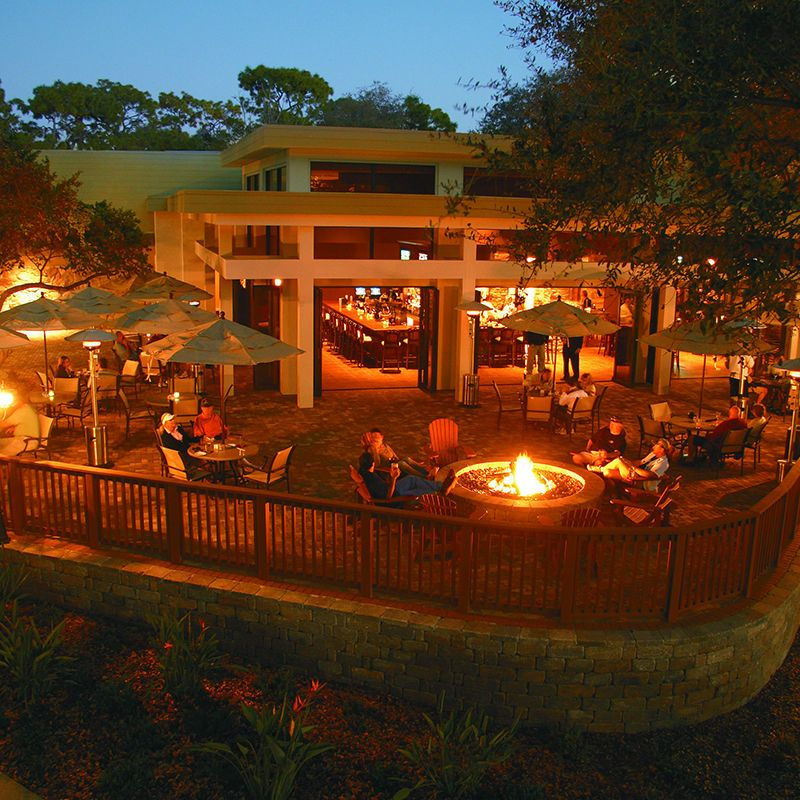 Join us on the Osprey Patio