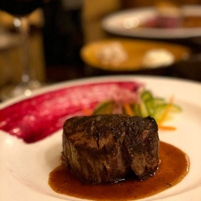 Weekly Dinner Series at Packard's Steakhouse