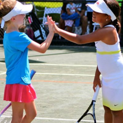 Spring Break Junior Tennis Camps